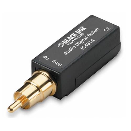 Black Box analog and digital Audio balun - Icon