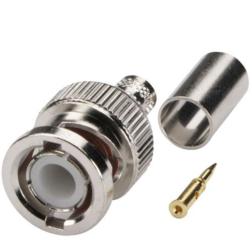 Black Box Crimp Coax Connectors