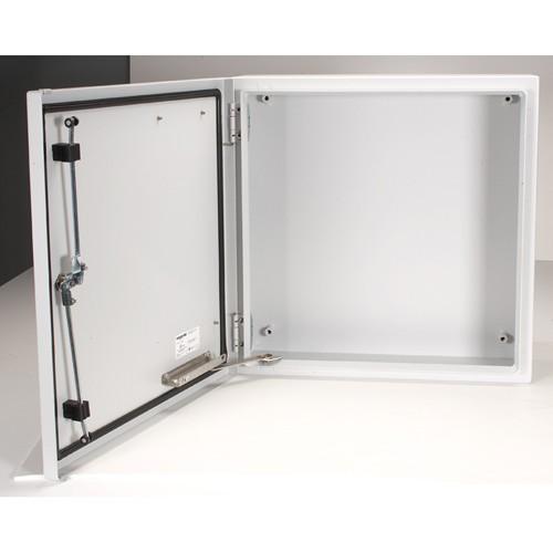 Black Box DataSafe NEMA outdoor cabinet, opened - Icon