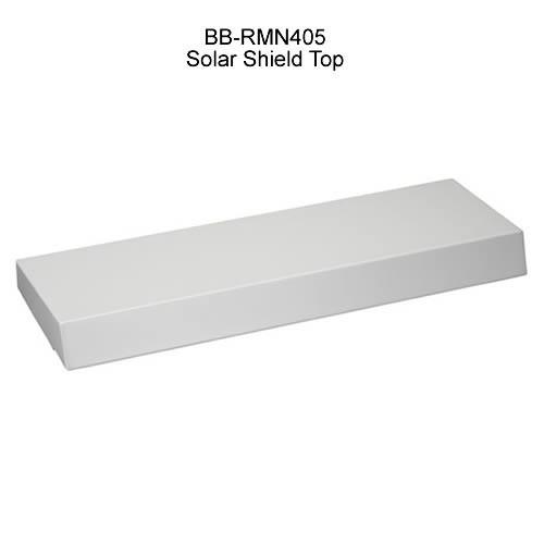 Black Box DataSafe NEMA outdoor cabinet solar shield top - Icon