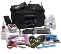 professional fiber optic kit