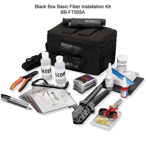 basic fiber optic installation kit, FT505A - icon