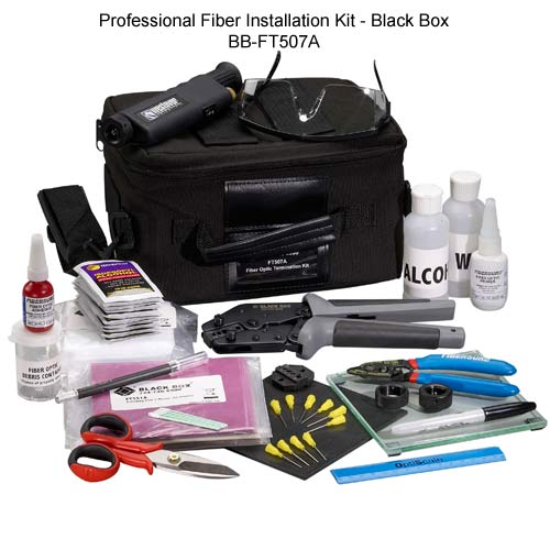 professional fiber optic installation kit, FT507A - icon