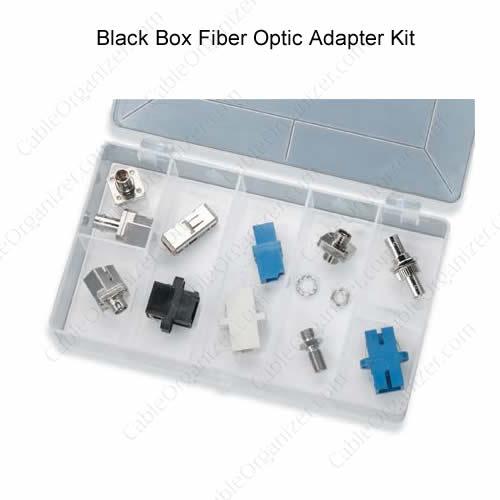 Black Box Fiber Optic Adapter Kit - icon