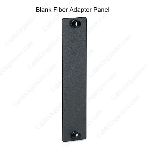 Black Box Fiber Optic Adapter Panels