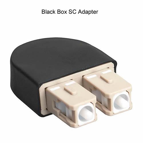 Black Box Fiber Optic Loopback connectors, SC adapter - Icon