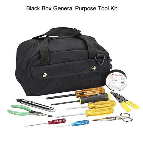 Black Box General Purpose Tool Kit