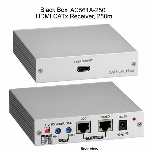 black box AC561A-250 - icon