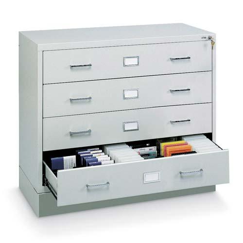 Black Box Computer Multimedia Cabinet