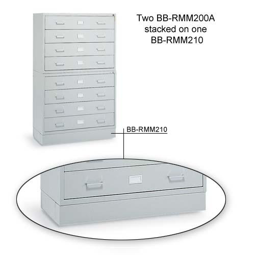 Black Box Computer/Audio/Video Multimedia Cabinet and Base - icon