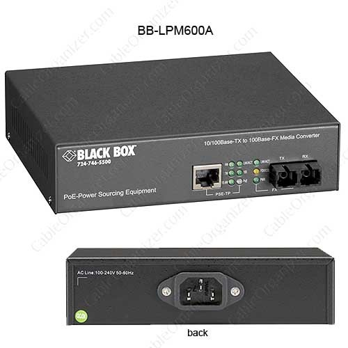 Black Box Media Converter LPM600A - icon