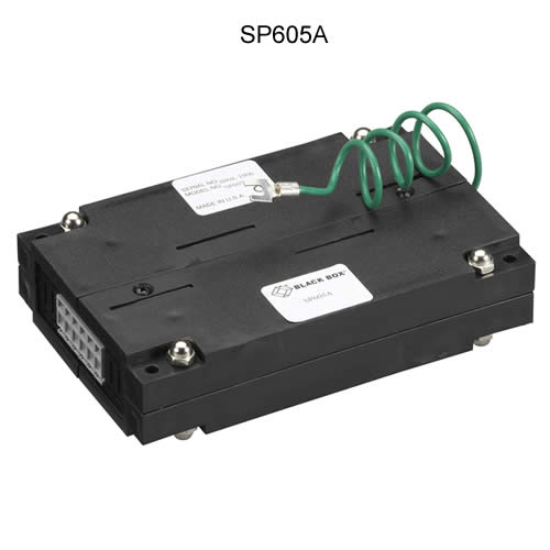 Black Box Quick Connect surge protector, model SP605A - icon