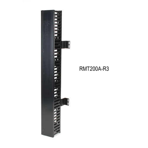 Black Box Vertical Rackmount Cable Raceways Cable manager model RMT200A-R3 - Icon