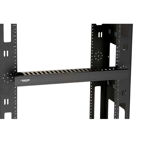 Black Box Horizontal Rackmount Cable Raceways Cable manager - Icon