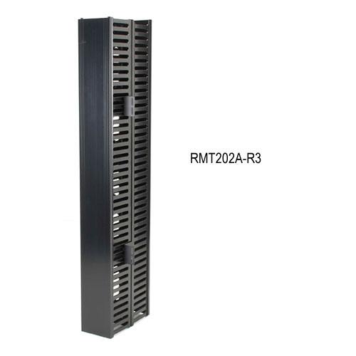Black Box Vertical Rackmount Cable Raceways Cable manager model RMT202A-R3 - Icon