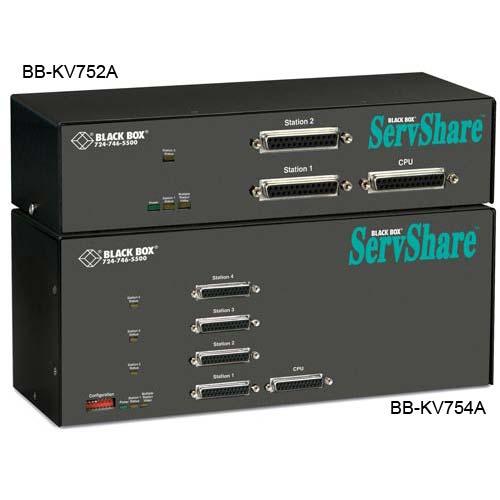 Black Box ServShare 2-Port and 4-Port - icon