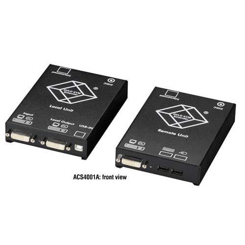 Black Box ServSwitch DVI Fiber Optic KVM Extenders