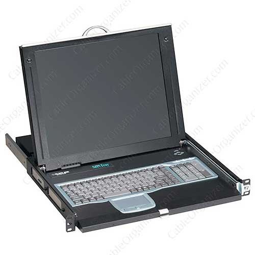 Black Box ServTray with Monitor, Keyboard and Mouse - icon