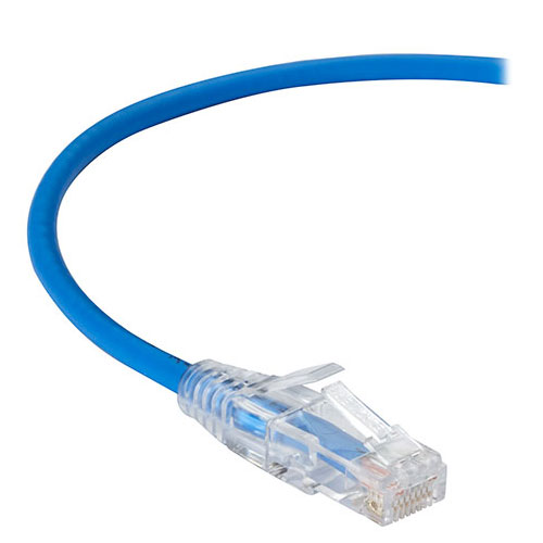 Black Box Slim-Net Cat 6 6a Patch Cables