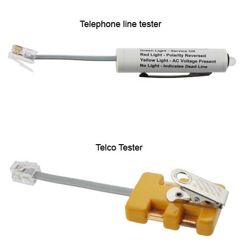 Black Box VoiceData Tool kit telephone line and telco testers - Icon