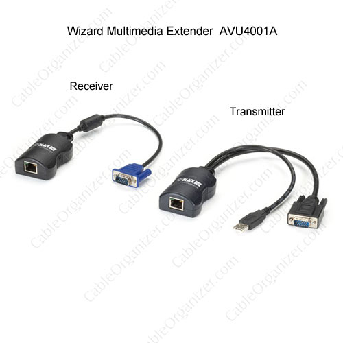 Black Box multimedia extender, AVU4001A - icon