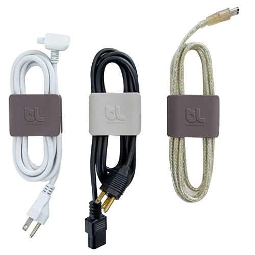 CableClips holding a conputer cord - icon