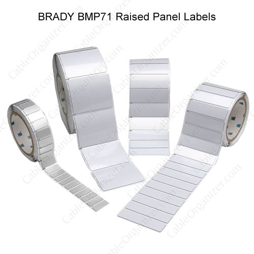 Raised Panel Labels - icon