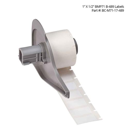 BMP71 BradyBondz™ Labels Thermal Transfer Labels