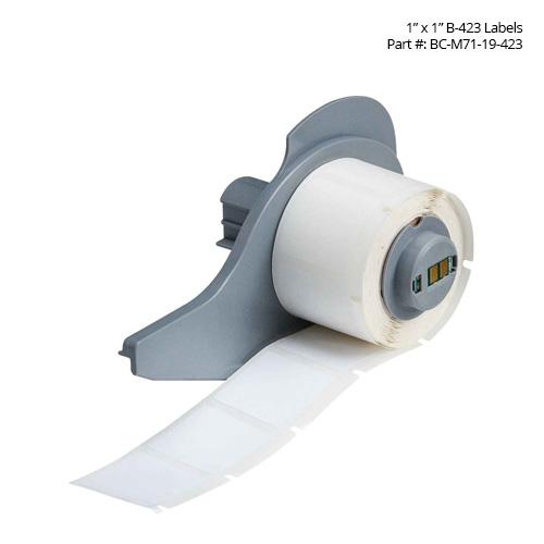 Brady BMP71 BradyBondz Thermal Transfer Labels in dispenser box - Icon