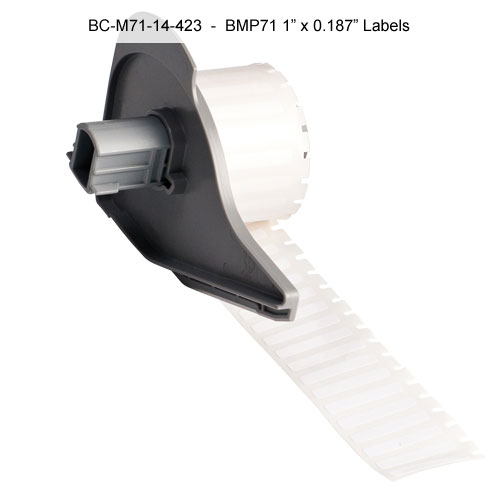 Brady BMP71 BradyBondz Thermal Transfer Labels on spool - Icon