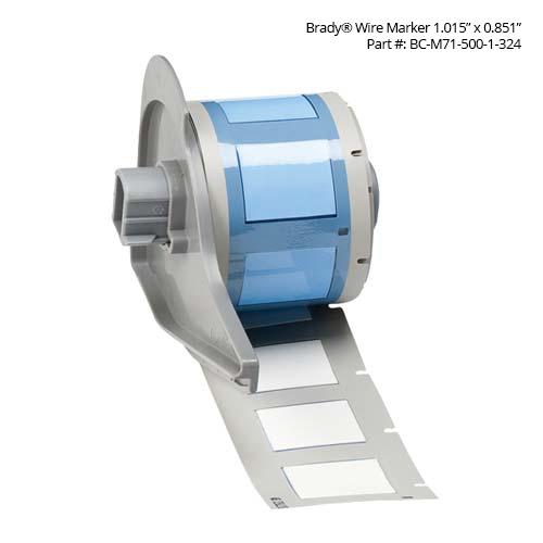 Brady BMP71 PermaSleeve™ Heat Shrinkable Labels