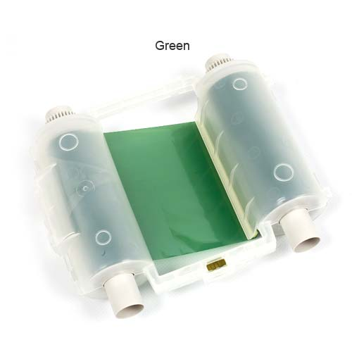 Brady BMP 71 Thermal Transfer Labels in green - Icon