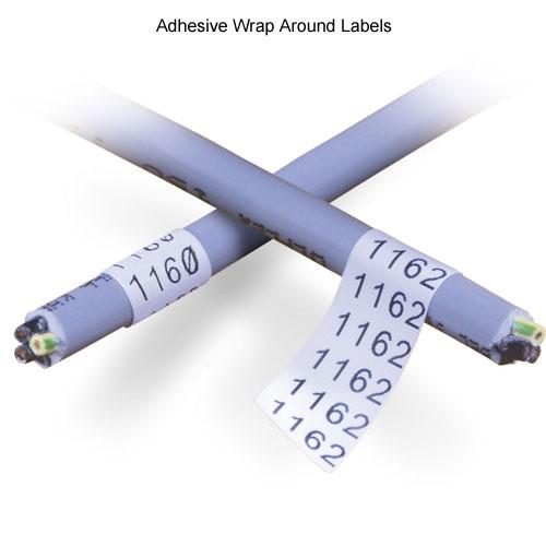 brady IDxpert adhesive wrap around marker - icon
