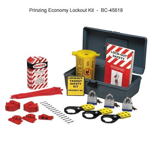 Brady Prinzing Economy Lockout kit - Icon