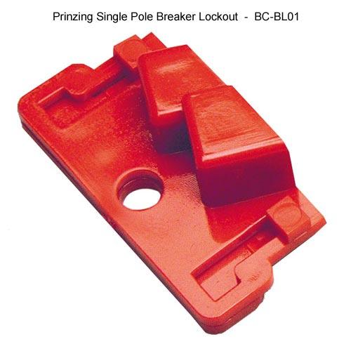Prinzing single pole breaker lockout - Icon