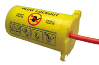 PLO23 Prinzing 3-In-1 Plug Lockout