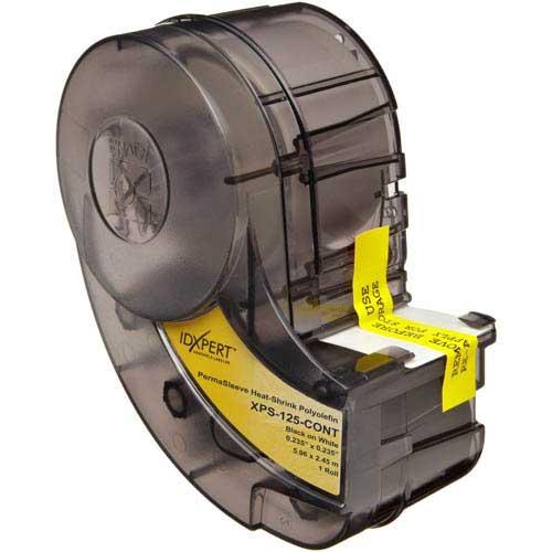 Brady IDXPERT heat shrink cartridge