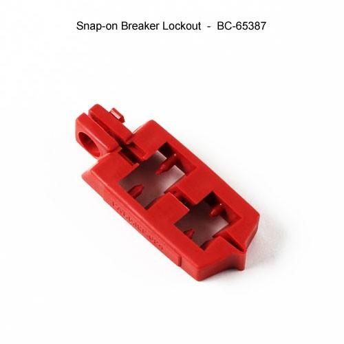 Brady snap-on breaker lockout - Icon