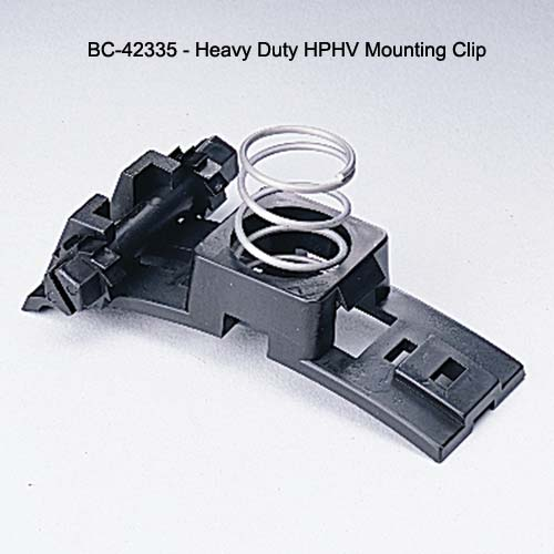 mounting clip for Brady Pipe marker heavy duty High performance and high visibility pipe marker - Icon