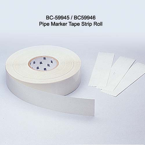 Brady Pipe marker tape strip roll - Icon