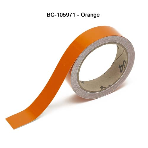 Brady Reflective Pipe Marker Banding Tape in orange - Icon
