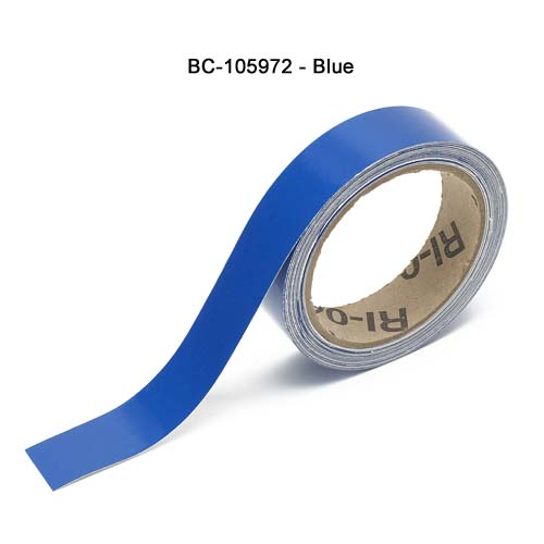 Brady Reflective Pipe Marker Banding Tape in blue - Icon