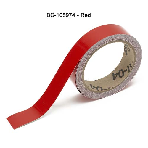 Brady Reflective Pipe Marker Banding Tape in red - Icon