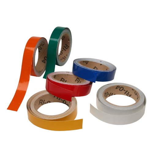 Brady Reflective Pipe Marker Banding Tape in assorted colors - Icon