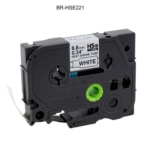 Brother HSe 2:1 Heat Shrink Cartridge 0.34in width