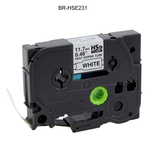 Brother HSe 2:1 Heat Shrink Cartridge 0.46in width