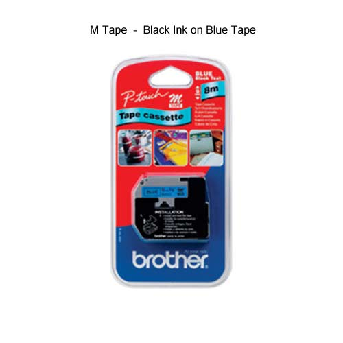 Brother M Tape blue tape - icon