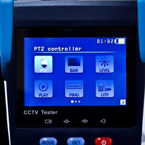 Byte Brothers® Camera Wizard II CCTV & IP Camera Tester