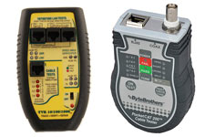 Byte Brothers RJ45, Coax, ethernet testers
