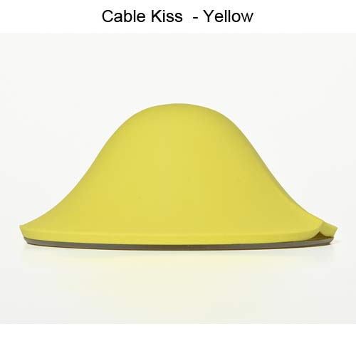 yellow cable kiss